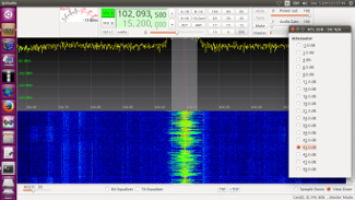 RTL-SDR / QtRadio in Skywave Linux